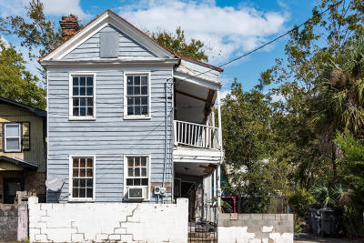 Charleston Multi Family Home For Sale: 52 Aiken Street