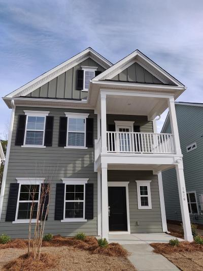 Johns Island Single Family Home For Sale: 1676 Emmets Road