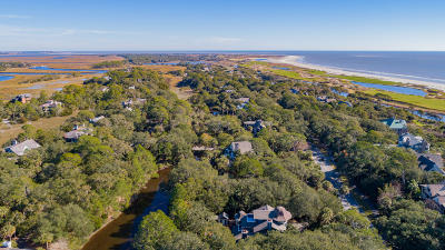 Kiawah Island Residential Lots & Land Contingent: 56 Ocean Course Drive