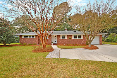 Charleston Single Family Home For Sale: 1801 Somerset Circle