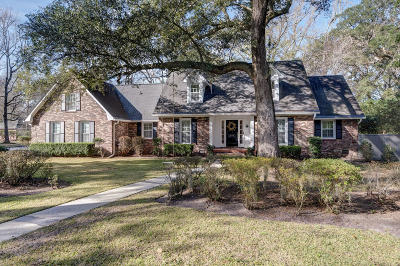 Summerville Single Family Home For Sale: 106 Nantucket Drive