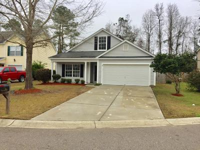 Summerville Single Family Home For Sale: 133 Hammerbeck Road
