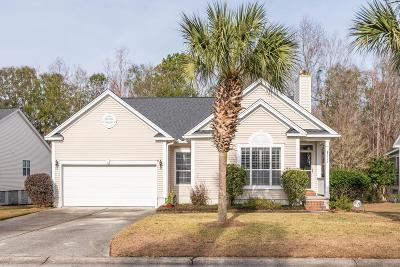 Single Family Home For Sale: 2552 Palmetto Hall Boulevard