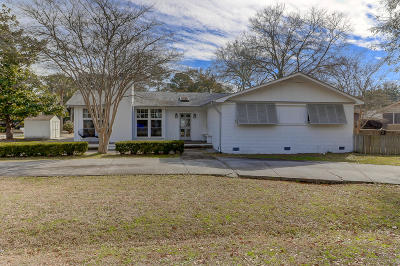 Single Family Home For Sale: 965 McCants Drive