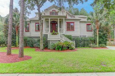 Mount Pleasant SC Single Family Home For Sale: $995,000