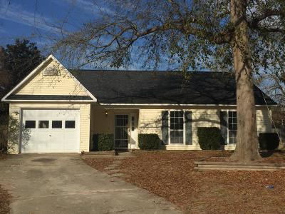 Goose Creek Single Family Home Contingent: 118 Singletree Court