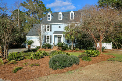 Mount Pleasant SC Single Family Home For Sale: $510,000