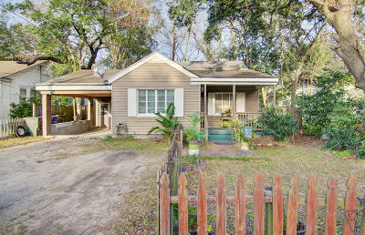 Single Family Home Contingent: 211 Magnolia Road