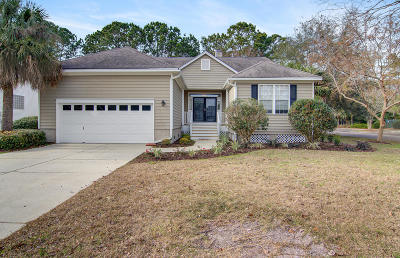 Mount Pleasant SC Single Family Home For Sale: $545,000