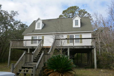 Edisto Island Single Family Home Contingent: 8270 Oyster Factory Road