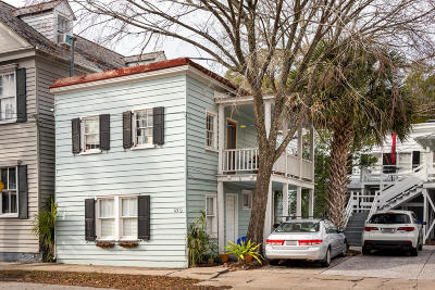 Charleston SC Single Family Home For Sale: $450,000
