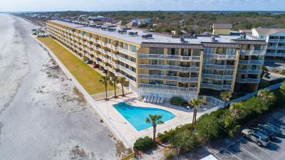 Folly Beach Attached For Sale: 201 W Arctic Avenue #101
