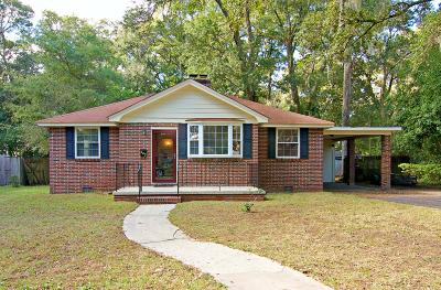 Charleston SC Single Family Home For Sale: $329,000