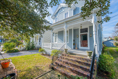 Charleston SC Single Family Home For Sale: $1,395,000