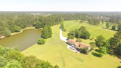 Moncks Corner Single Family Home For Sale: 130 Cypress Hill Lane