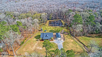 Ridgeville Single Family Home Contingent: 355 Cypress Hill Ln