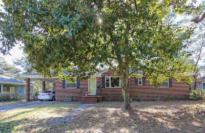 Charleston Single Family Home Contingent: 144 Chadwick Drive