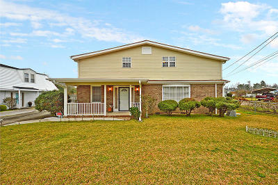 Holly Hill Single Family Home For Sale: 1252 Pratt Street