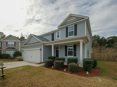 Goose Creek Single Family Home Contingent: 106 Gavins Way