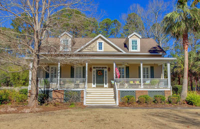Charleston SC Single Family Home For Sale: $570,000