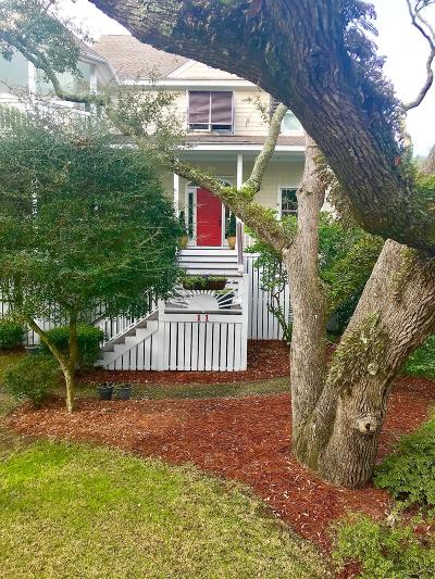 Isle Of Palms SC Single Family Home For Sale: $1,050,000