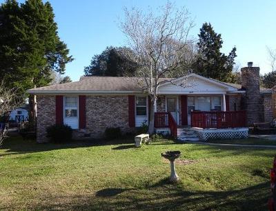 North Charleston Single Family Home Contingent: 4622 Glenn Street