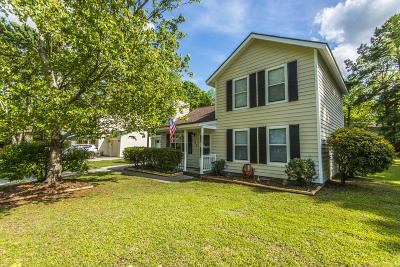 Goose Creek Single Family Home Contingent: 161 Bridgecreek Drive