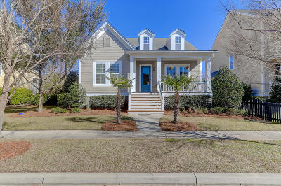 Charleston SC Single Family Home For Sale: $689,000