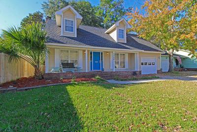 North Charleston Single Family Home Contingent: 5729 Saint Angela Drive
