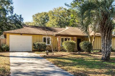 Charleston SC Single Family Home For Sale: $318,000