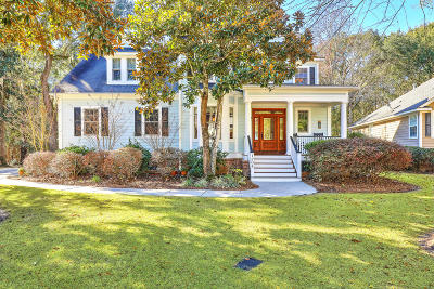 Mount Pleasant SC Single Family Home For Sale: $800,000