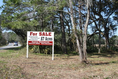 Residential Lots & Land For Sale: 2594 Ashley River Road