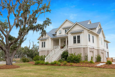 Single Family Home Contingent: 422 Tanner Trail
