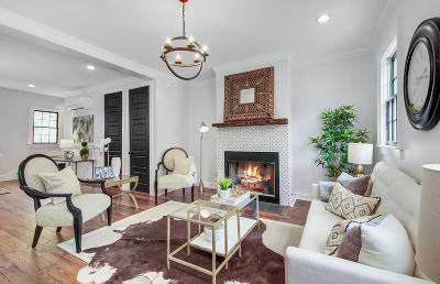 Charleston Single Family Home For Sale: 275 Coming Street