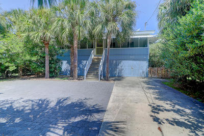 Isle Of Palms Single Family Home For Sale: 307 Charleston Boulevard