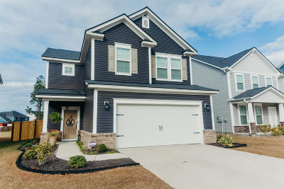 Summerville Single Family Home For Sale: 192 Basket Grass Lane