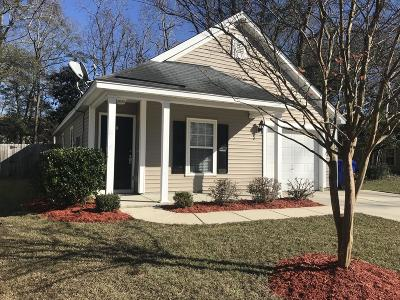 North Charleston Single Family Home For Sale: 8732 Red Oak Drive