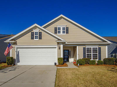 Cane Bay Plantation Single Family Home Contingent: 568 Tranquil Waters Way