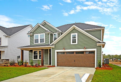 Moncks Corner Single Family Home For Sale: 212 Whirlaway Drive