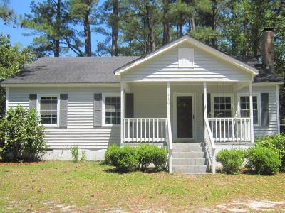 Walterboro Single Family Home For Sale: 230 Lakeside Drive