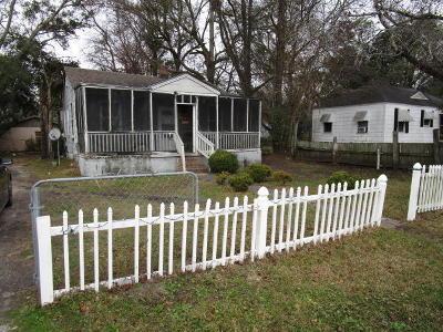 North Charleston Single Family Home For Sale: 3998 Niagara Street