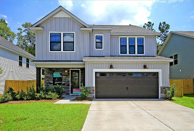Moncks Corner Single Family Home For Sale: 213 Whirlaway Drive