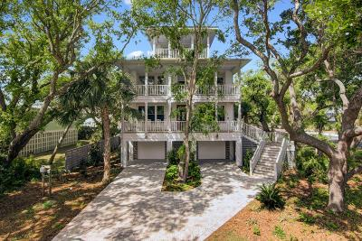 Isle Of Palms Single Family Home For Sale: 4202 Palm Boulevard