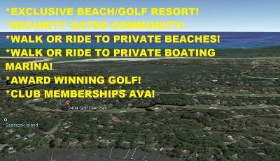 Residential Lots & Land For Sale: 2404 Golf Oak Park
