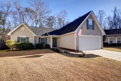 Goose Creek Single Family Home Contingent: 442 Ashburton Drive