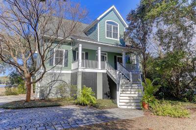 Charleston Single Family Home Contingent: 1142 Sea Eagle Watch