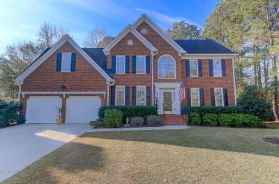 Brickyard Plantation Single Family Home For Sale: 2737 Gaston Gate