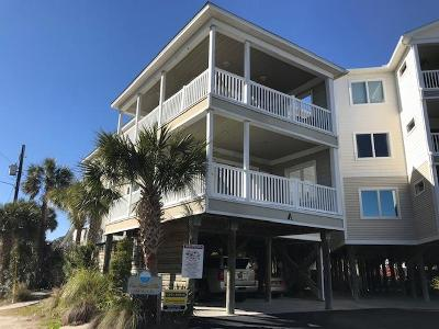 Folly Beach Attached For Sale: 114 W Artic Avenue #A101