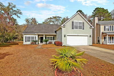 Grand Oaks Plantation Single Family Home Contingent: 813 Bent Hickory Road