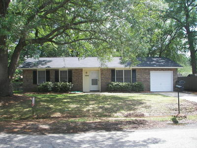 North Charleston Single Family Home For Sale: 7747 Mendelwood Drive